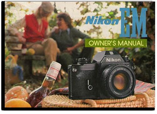 camaracoleccion es colecci n e historia de las c maras nikon slr rh camaracoleccion es Nikon Em Camera Manual nikon em manual español pdf